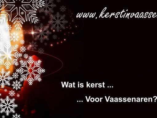 Online Kerstcampagne – Evangelisatiecommissie Vaassen