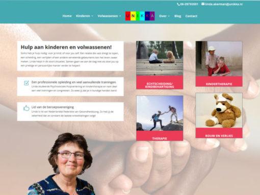 Websiteontwerp-en-ontwikkeling Unikka / Deventer